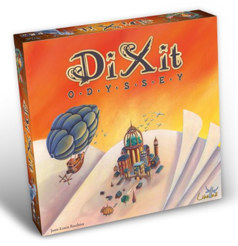 Dixit: Odyssey by Libellud