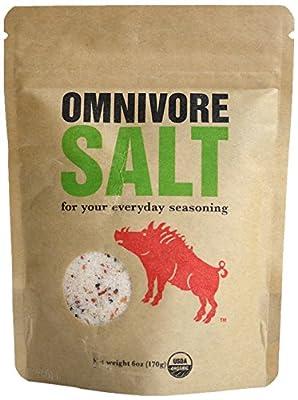 Omnivore Salt by omnivore llc