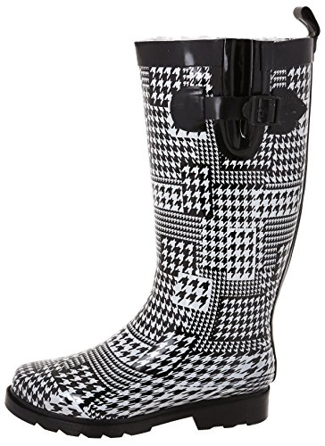 Lining Combo Tall Boots York Ladies Cozy New Capelli Rain White ng1qpvC