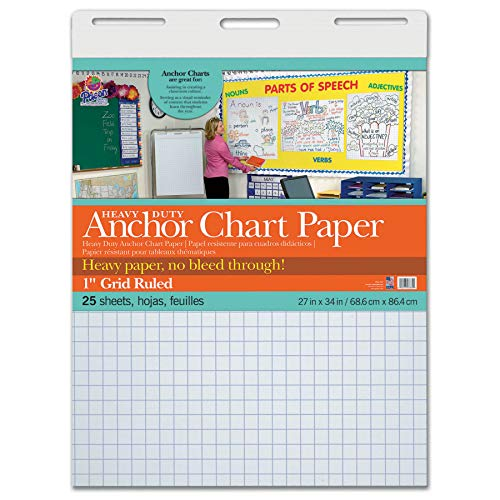 (Pacon PAC3372 Heavy Duty Anchor Chart Paper, 1