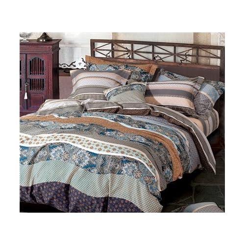 Discount Juxta Waves Queen Comforter
