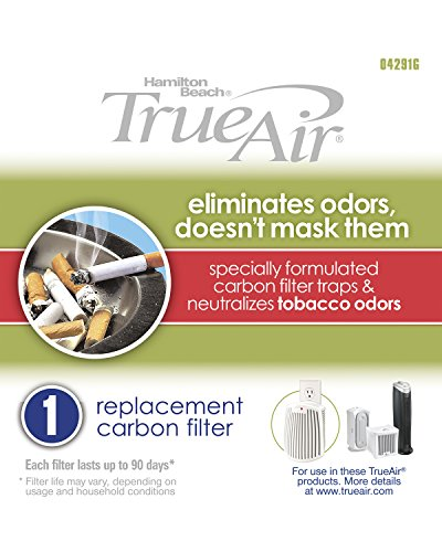 Hamilton Beach Febreze 04291G Odor Removal Filter for Tobacco