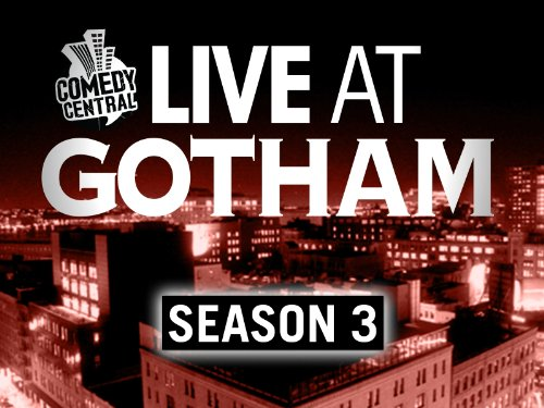 Live at Gotham Season 1 movie