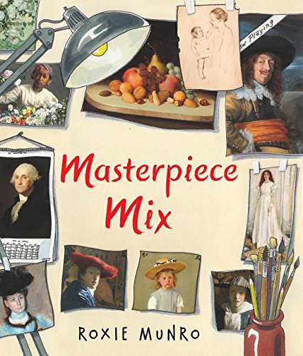 Book Cover: Masterpiece Mix