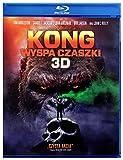 Kong: Skull Island [Blu-Ray]+[Blu-Ray 3D] (English audio. English subtitles)