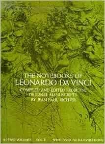 the notebooks of leonardo da vinci vol 2 notebooks of. Black Bedroom Furniture Sets. Home Design Ideas