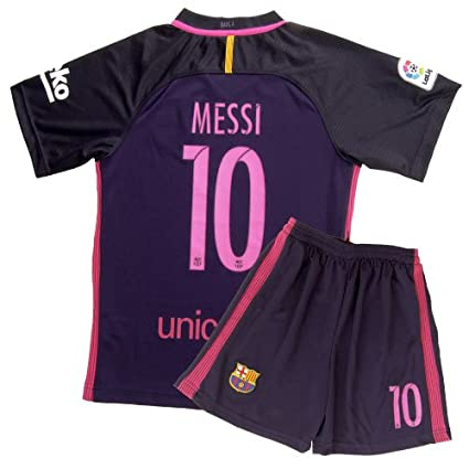 FC Barcelona Neymar Away (Azul) Fútbol Uniforme Kids 2015 - 2016 ... ee9796fde060e