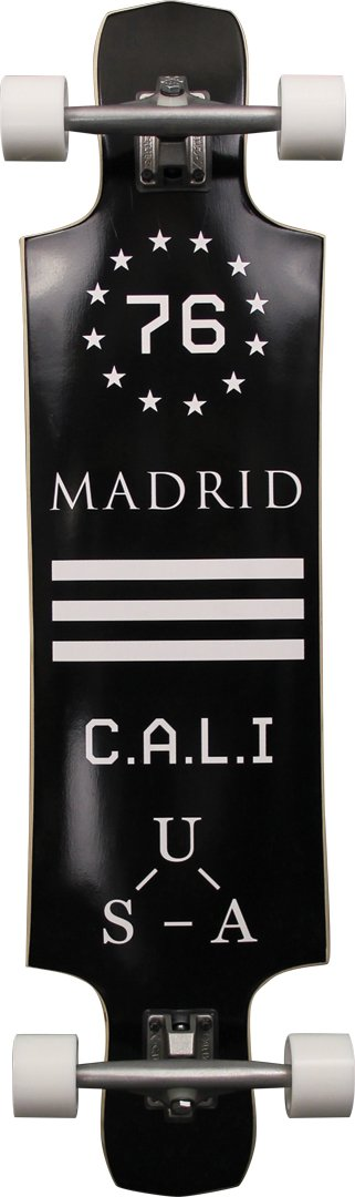 Madrid Longboard Maniac Blk/ /Standard