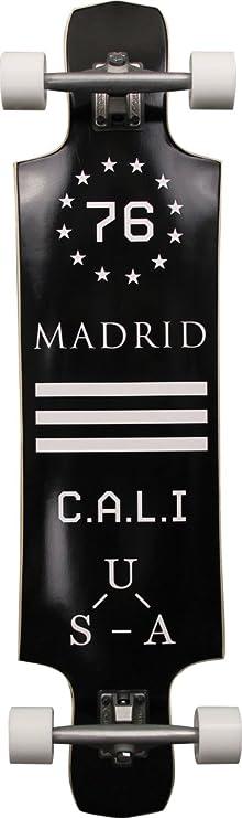 Madrid Longboard Maniac BLK - Standard