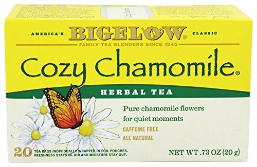 Bigelow Tea Cozy Chamomile 20bg