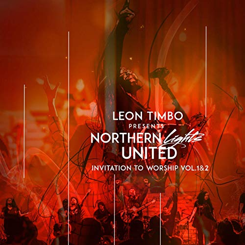 Leon Timbo & Northern Lights United - Invitation To Worship Vol. 1 & 2 (2018)