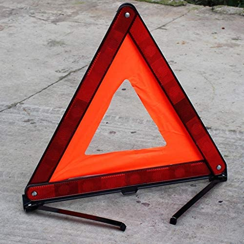 DFVVR Warning Signs Emergency Breakdown Road Safety Kit Vehicle Car Van Caravan Safety Signs