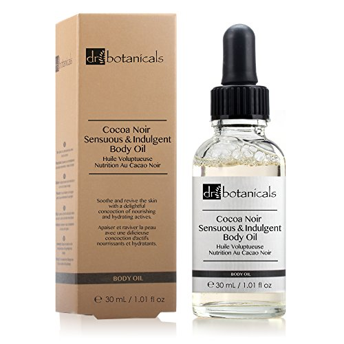 Dr Botanicals Coco Noir Sensuous & Indulgent Body Oil from Dr Botanicals