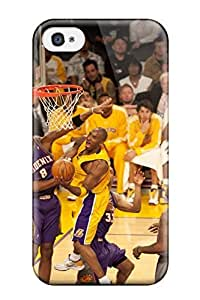 Muriel Alaa Best los angeles lakers nba basketball (64) NBA Sports & Colleges colorful For Apple Iphone 5/5S Case Cover