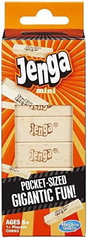 Hasbro Gaming Jenga Mini Game