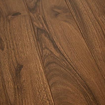 Armstrong Grand Illusions Heartwood Walnut 12mm Laminate Flooring