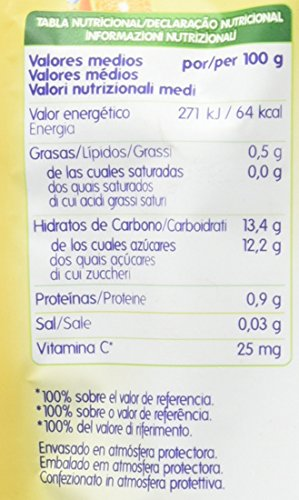 Hero Bolsita de Fruta Naranja, Plátano y Galleta - 100 g: Amazon.es: Amazon Pantry