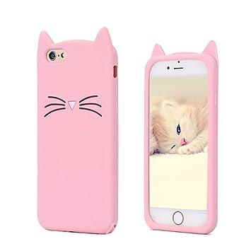 c6e74d06d4 iPhone5s iPhone SE iPhone5 ケース 可愛い 猫 猫耳 スマホカバー シリコンケース ACkaban シンプル ネコ かわいい