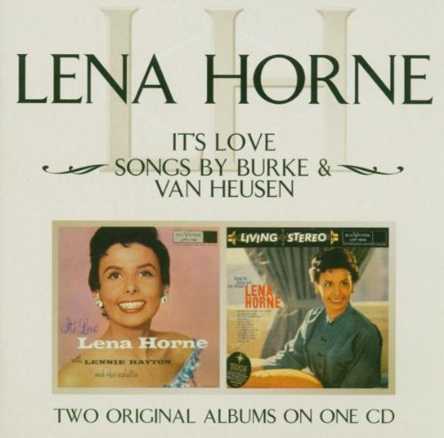 It's Love/Songs By Burke And Van Heusen by Lena Horne (2004-07-19)