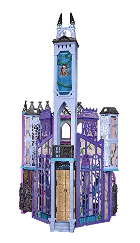 Make Dolls Houses - Monster High Deluxe High School