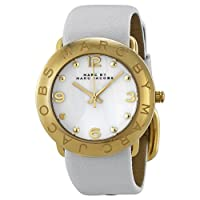Marc by Marc Jacobs Women's MBM1150 Amy White Dial Watch by Marc by Marc Jacobs