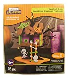 Halloween 3D Activity Kit ~ Haunted Tree House (46 Pieces)