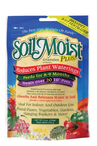 Soil Moist JCD-05SM 8 oz Hydrogel Granules