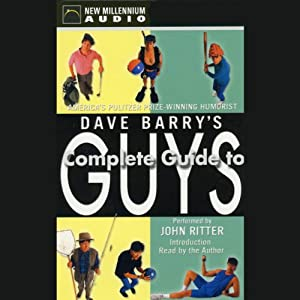 Dave Barry's Complete Guide to Guys Audiobook