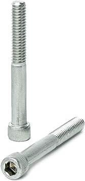 Chrome Plated Steel Socket Cap Screws 5//16-24 250, 5//16-24 x 2-1//4