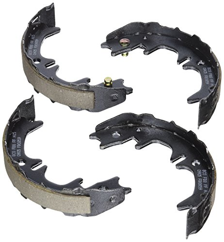 Bosch BS859 Blue Drum Parking Brake Shoe Set