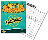 Fat Brain Toys Math Busters - Fractions