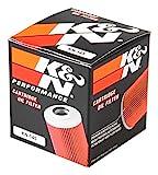 yamaha vstar 650 oil filter - K&N KN-145 Powersports High Performance Oil Filter