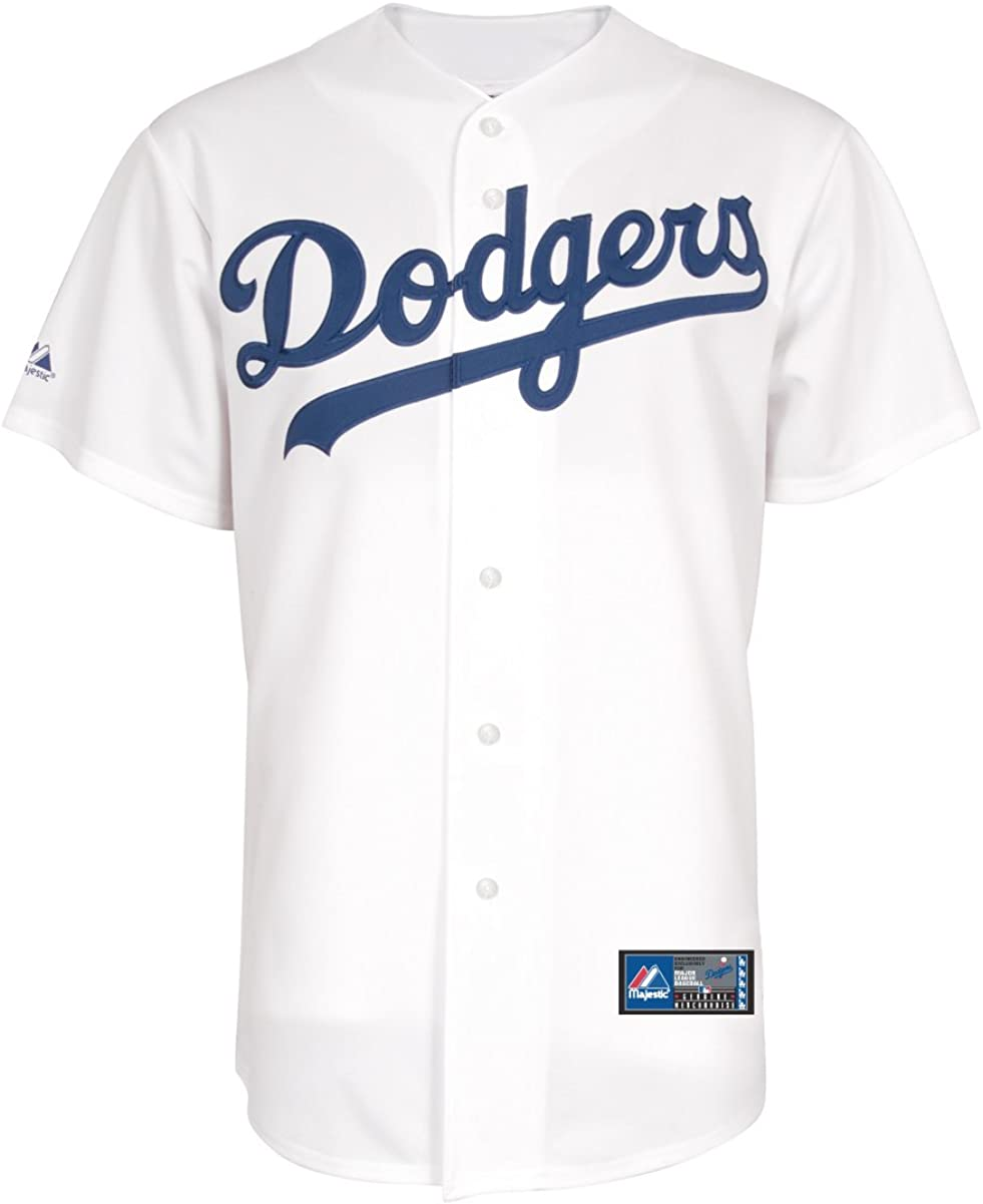 Majestic Athletic Los Angeles Dodgers Replica MLB Baseball Jersey