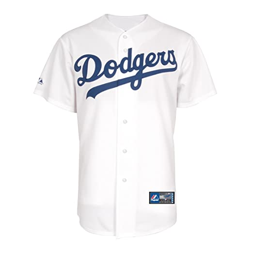 san francisco 1bbcc f482f Jersey Los com Athletic Dodgers White amp; Outdoors Mlb ...