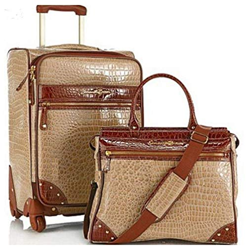 (Samantha Brown Classic Collection Signature Edition (New/Old Stock) 2-piece Set - Caramel)