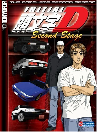 Initial D: Second Stage: Season 2