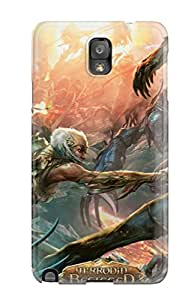 ZippyDoritEduard Case Cover For Galaxy Note 3 - Retailer Packaging Epic Battle Protective Case