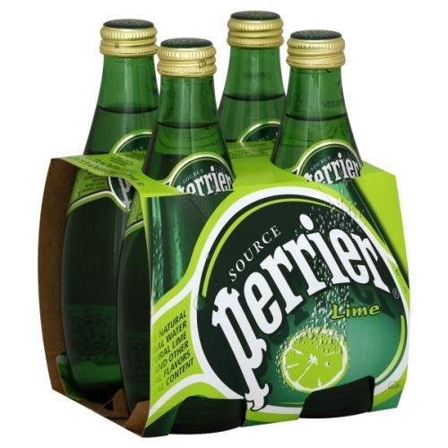 Perrier Water Sprkl Lime 4pk