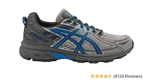 65bfec39d9e18 Amazon.com | ASICS Mens Gel-Venture 6 Running Shoe | Trail Running