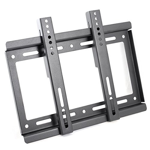DealMux Wall Mounted 14-32 LCD Panel Monitor TV Stand Rack Holder w Screws
