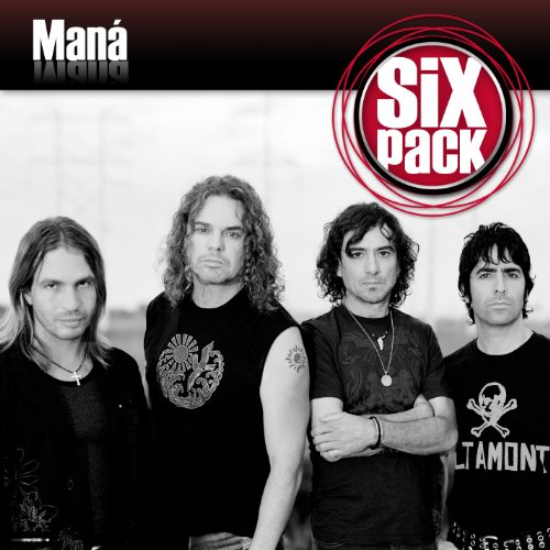 ... Six Pack: Maná - EP