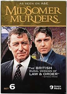 Midsomer Murders Set 6 (Dark Autumn / Electric Vendetta / Who Killed Cock Robin)