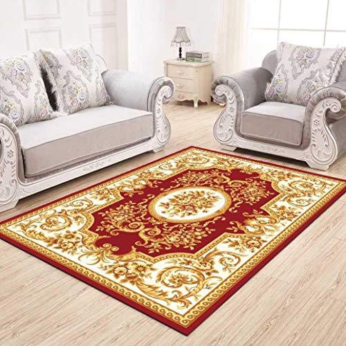 WONNA Vintage Classic Kilims Area Rug Collection Southwestern Tribal Design Carpet Slip Skid Resistant Backing Doormat for Home Decor