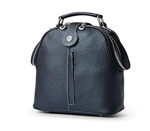 Manera bolso bolso Sq009 Pattern Mano Elephant Capacidad Compras Bao Del Bolso La Pequeña Haciendo Viaje Black Ocio Señora trabajo De Mensajero 4wT4xYIqX