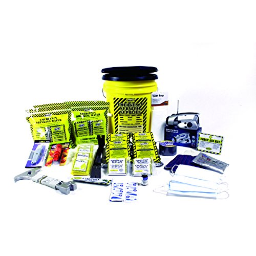 Earthquake-Kit-Deluxe-Home-Honey-Bucket-Survival-Emergency-by-Mayday-from-SafeCastle
