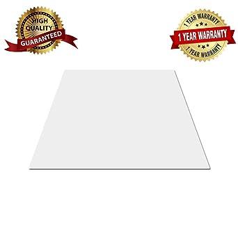 Amazon.com: Cama para impresora de vidrio, 9.252 x 9.252 x ...