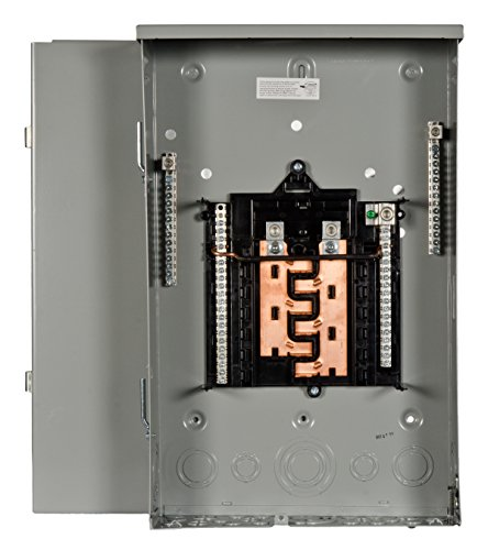 Outdoor Lighting Distribution Panel - 1