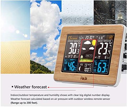 Amazon Com Bitubitu Atomic Weather Station With Outdoor Remote Sensor Color Display Alarm Clock Temperature And Humidity Monitor Weather Forecast Station Electronics Ecmwf, wrf, gfs, nam, nems and other forecast models. amazon com