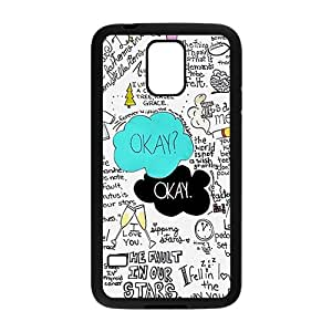 NICKER fault in our stars Phone Case for Samsung Galaxy S5