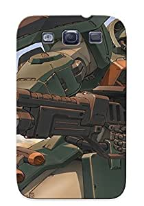 New Eatcooment Super Strong Zgmf1000 Zaku Warrior Gundam Tpu Case Cover Series For Galaxy S3